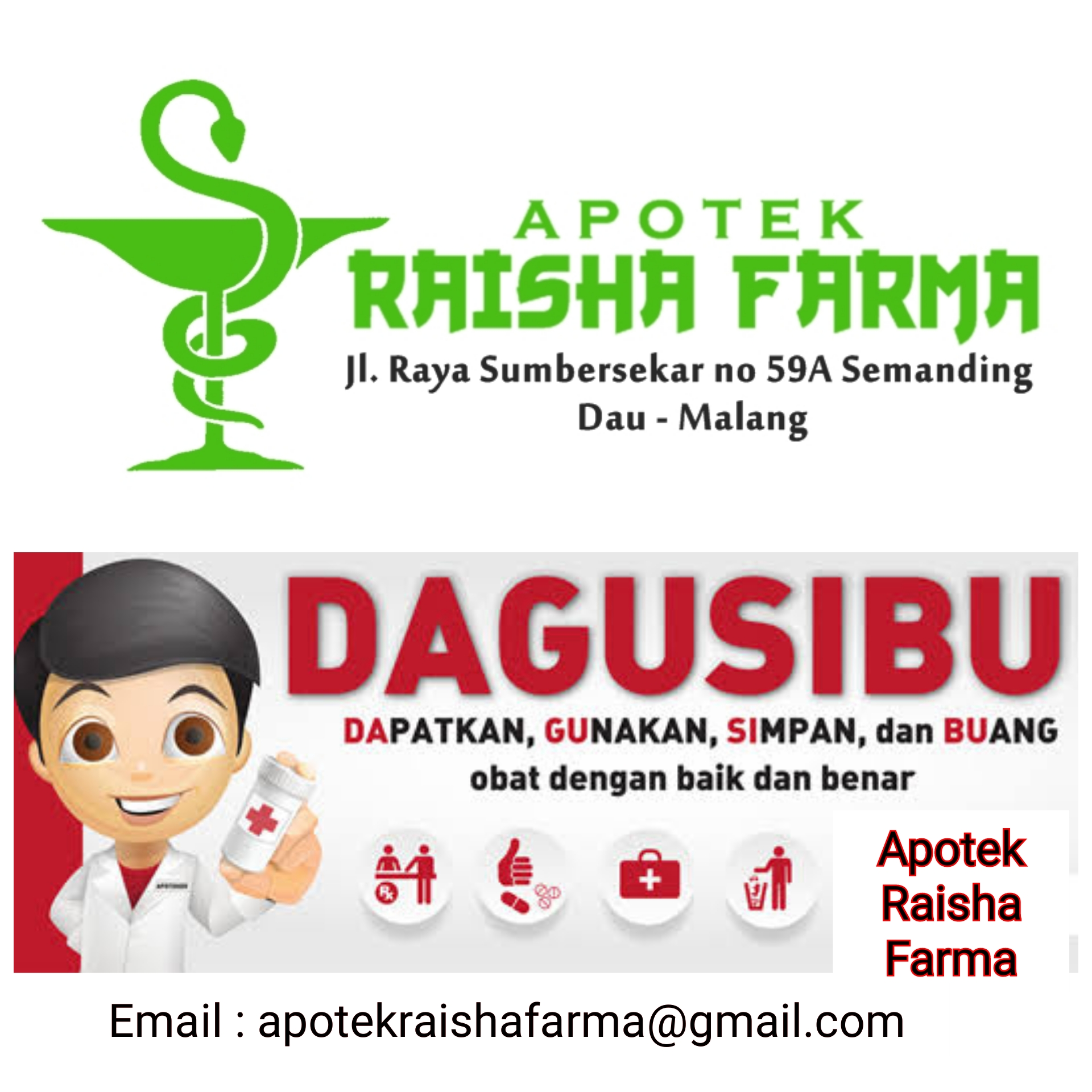 Apotek Raisha Farma