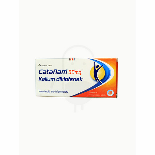 CATAFLAM D 50 MG TABLET