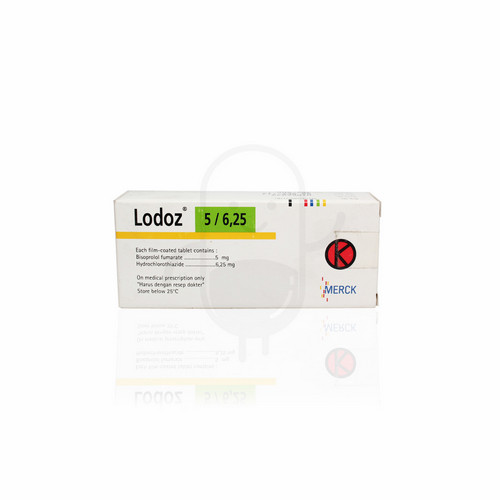 LODOZ 5 MG TABLET