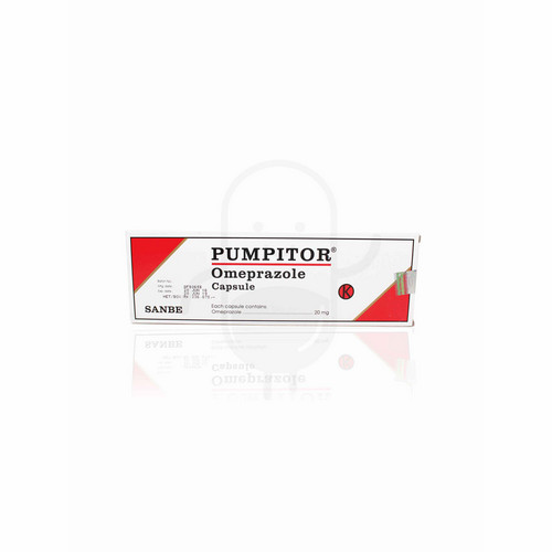 PUMPITOR 20 MG KAPSUL BOX