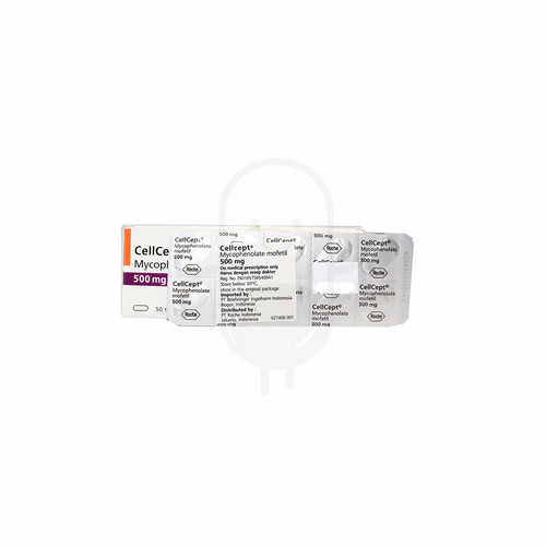 CELLCEPT 500 MG TABLET STRIP