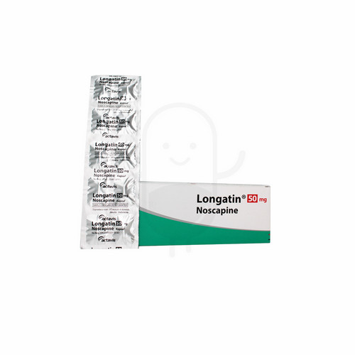 LONGATIN 50 MG KAPSUL STRIP