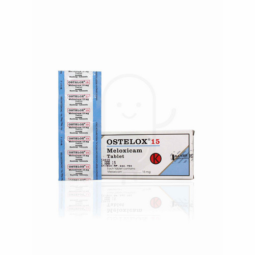 OSTELOX 15 MG TABLET STRIP