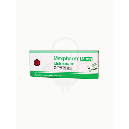 MEXPHARM 15 MG BOX 20 TABLET