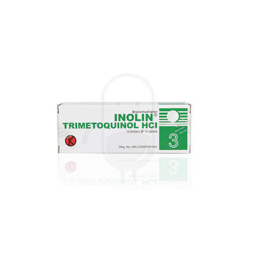 INOLIN 3 MG TABLET