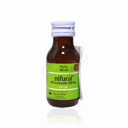 NIFURAL 60 ML SIRUP
