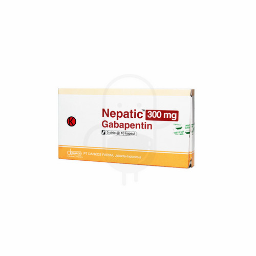 NEPATIC 300 MG KAPSUL BOX