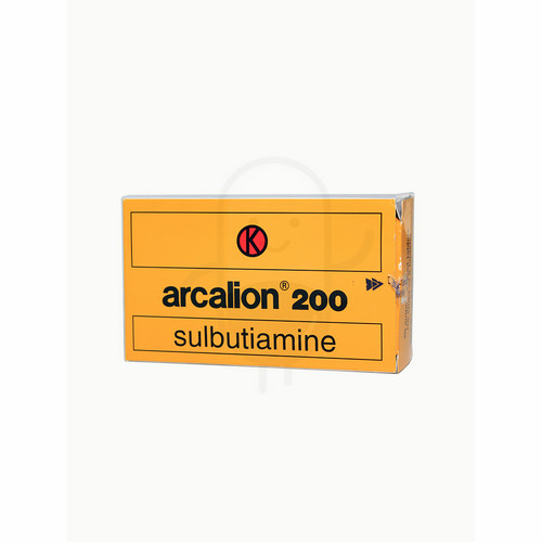 ARCALION 200 MG TABLET STRIP