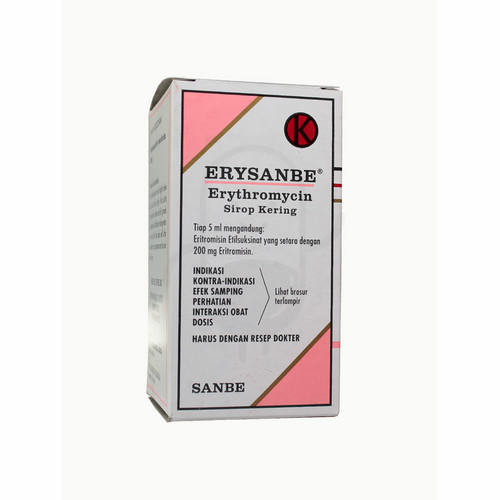ERYSANBE 60 ML SIRUP