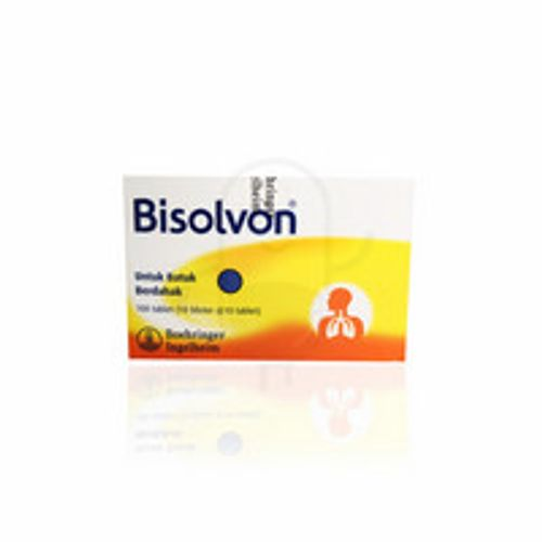 BISOLVON 8 MG BOX 100 TABLET