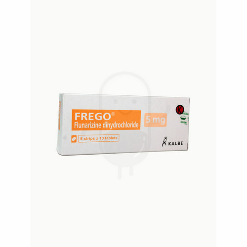 FREGO 5 MG TABLET