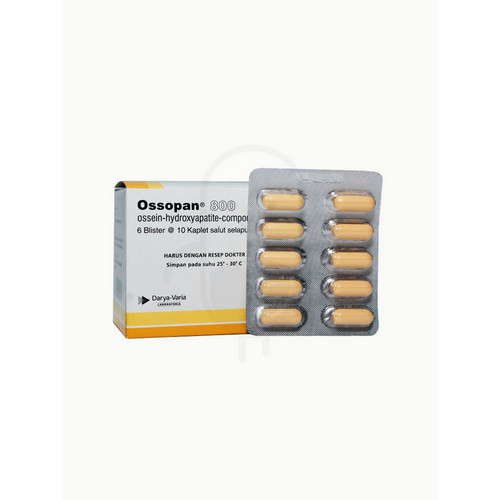 OSSOPAN 800 MG KAPLET STRIP