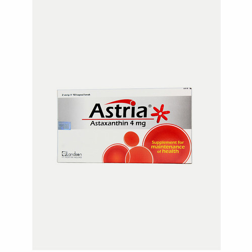 ASTRIA 4 MG KAPSUL BOX