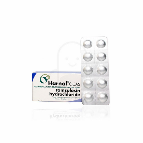 HARNAL OCAS 0,4 MG TABLET
