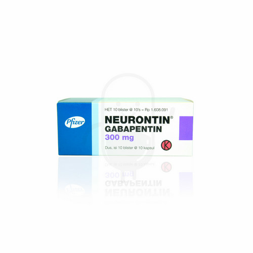 NEURONTIN 300 MG KAPSUL