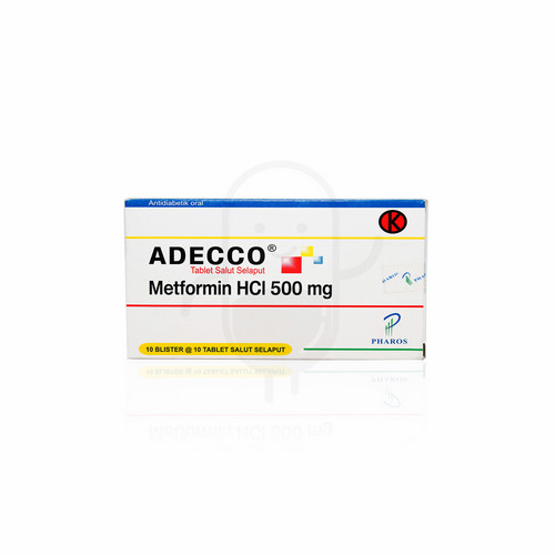 ADECCO 500 MG TABLET