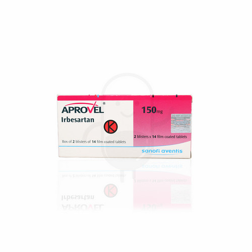 APROVEL 150 MG BOX 28 TABLET
