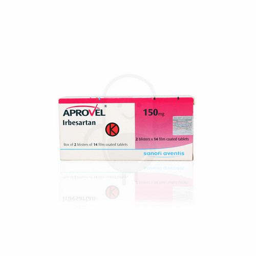 APROVEL 150 MG TABLET STRIP
