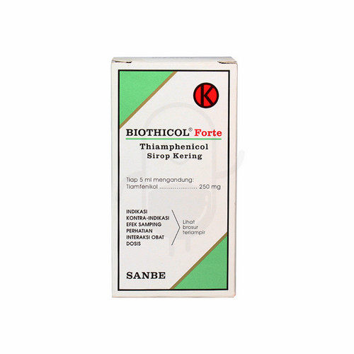 BIOTHICOL FORTE 60 ML SIRUP