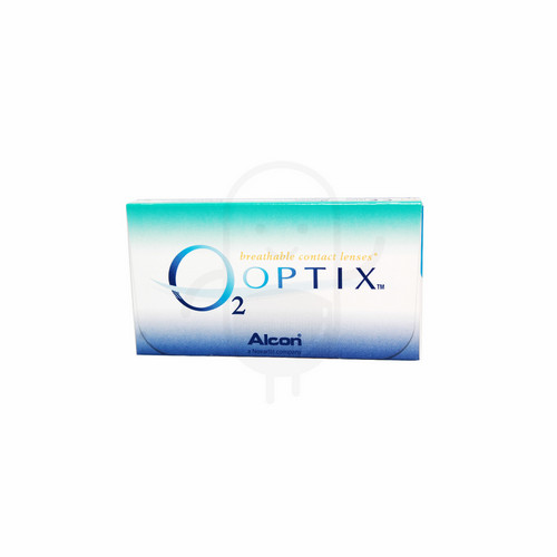 O2 OPTIX SILICONE HYDROGEL MONTHLY CLEAR LENS (-1.00) BENING