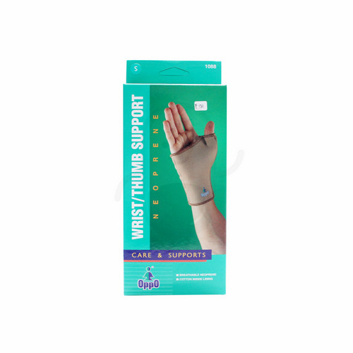 OPPO WRIST / THUMB SUPPORT 1088 SIZE S