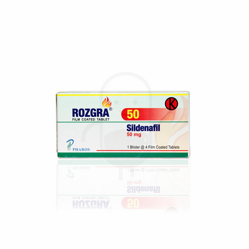 ROZGRA 50 MG TABLET