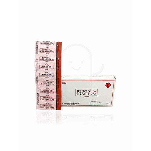 REUCID 300 MG TABLET STRIP