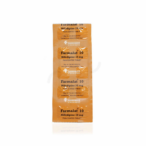 FARMALAT 10 MG TABLET