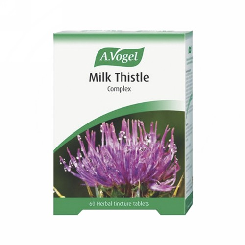 A.VOGEL MILK THISTLE TABLET STRIP