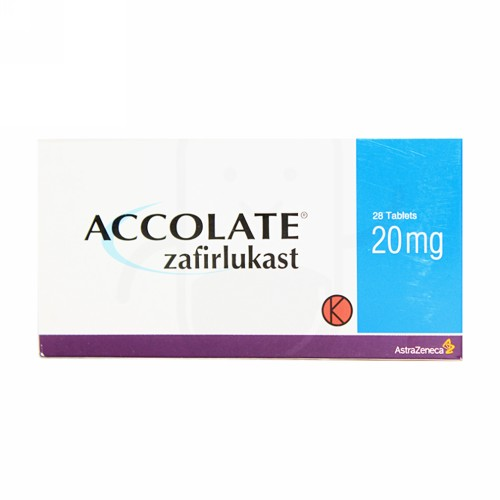 ACCOLATE 20 MG TABLET STRIP