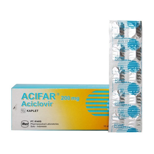ACIFAR 200 MG TABLET