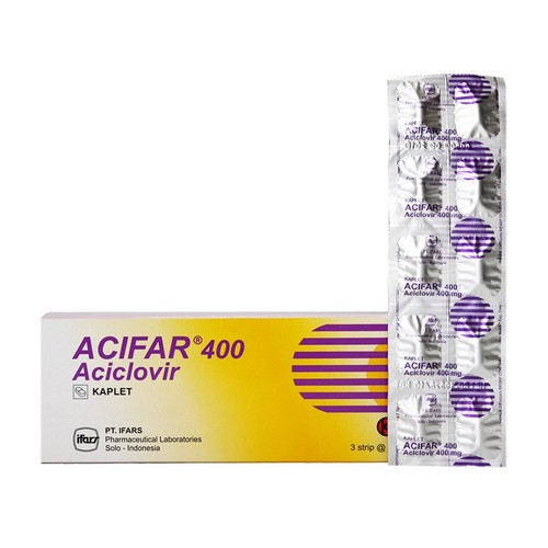 ACIFAR 400 MG TABLET