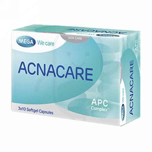ACNA CARE STRIP 10 KAPSUL