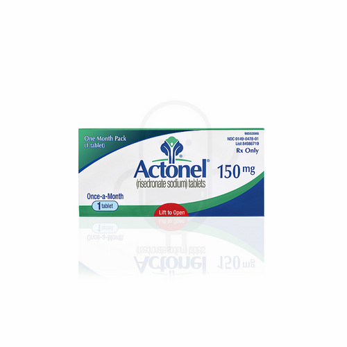 ACTONEL 150 MG TABLET