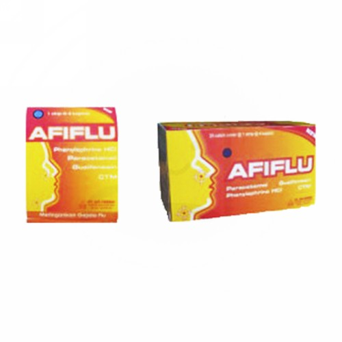 AFIFLU KAPLET STRIP