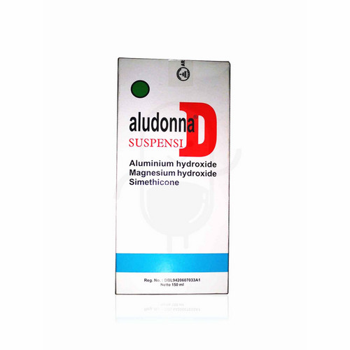 ALUDONNA-D SUSPENSI 150 ML