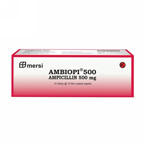 AMBIOPI 500 MG STRIP 10 KAPLET