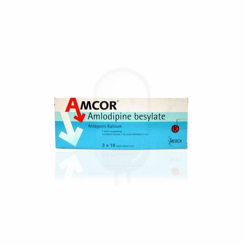 AMCOR 5 MG TABLET