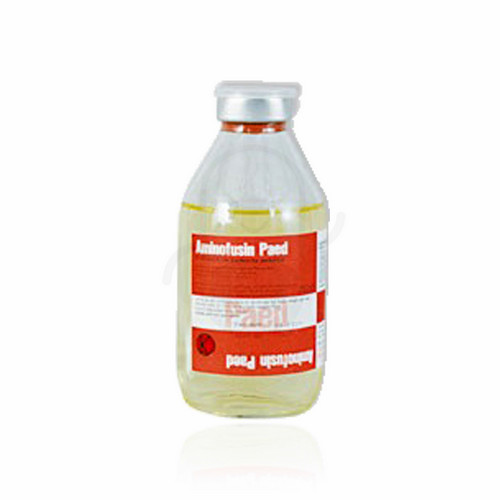 AMINOFUSIN PAED 250 ML INFUS