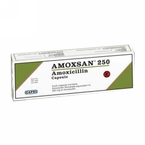AMOBIOTIC 250 MG KAPLET