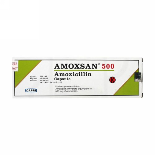 AMOBIOTIC 500 MG KAPSUL BOX