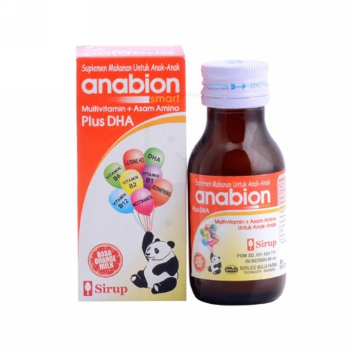 ANABION SYRUP