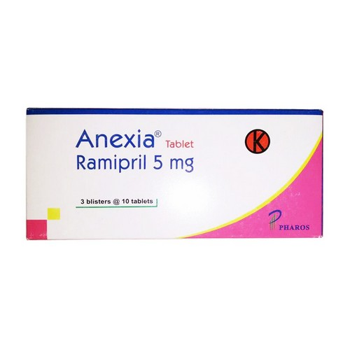 ANEXIA 5 MG TABLET STRIP