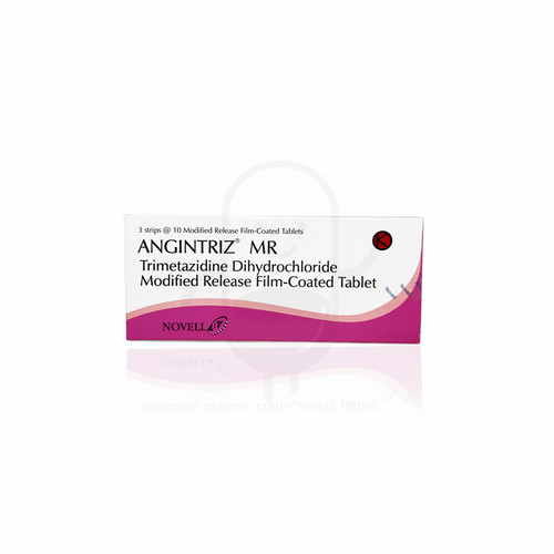 ANGINTRIZ MR 35 MG TABLET STRIP