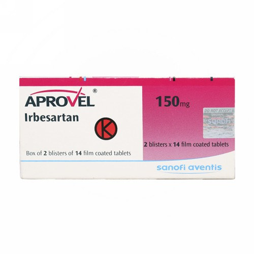 APROVEL 150 MG TABLET