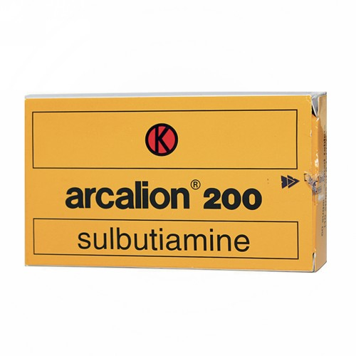 ARCALION 200 MG BOX 60 TABLET