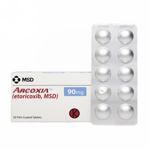ARCOXIA 90 MG TABLET