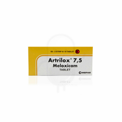 ARTRILOX 7.5 MG TABLET