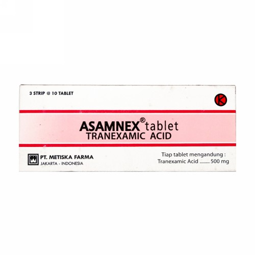ASAMNEX 500 MG TABLET BOX