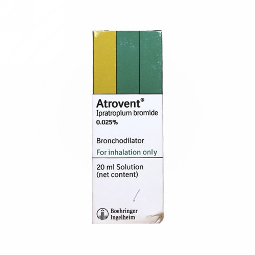 ATROVENT 20 ML LARUTAN